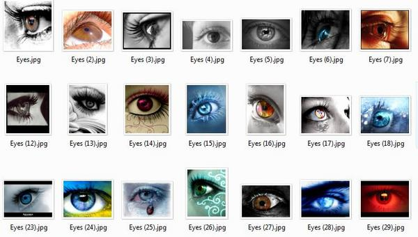Product picture Beautiful Eyes - Art - Must See & Download!