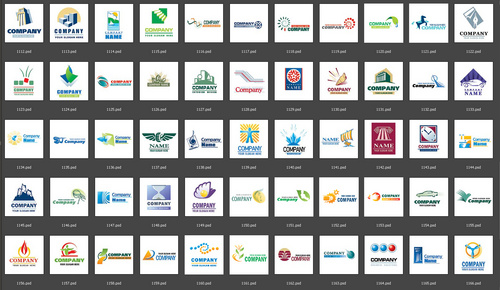 Product picture 190+ Fantastic Web 2.0 .psd Logos - Ready to use